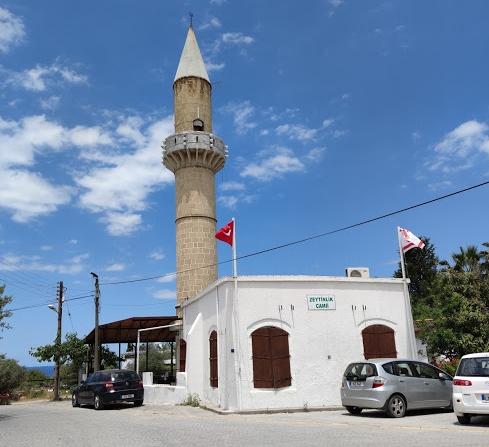 Girne Zeytinlik Köyü Camii | Girne Taksi +90 533 858 41 41